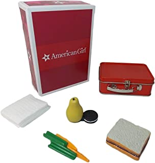 American Girl Molly Lunch Box Set For 18