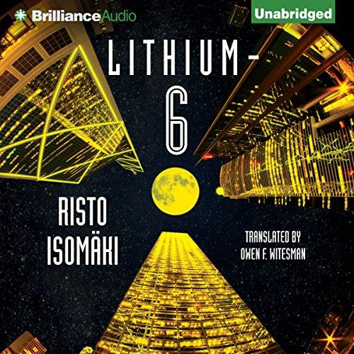 Lithium-6 cover art