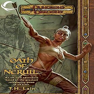 Oath of Nerull audiobook cover art