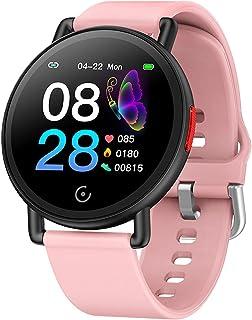Inteligentny zegarek, G22 kolorowy ekran, automatyczne monitorowanie, całodzienne tętno i ciśnienie krwi Fitness Smart zeg...