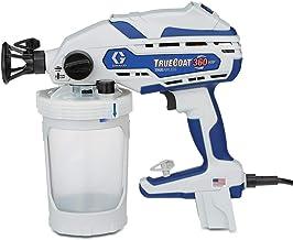 Graco 17F329 TrueCoat 360 VSP Handheld Paint Sprayer, Blue/ White