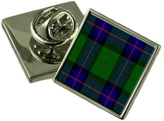 Tartan Clan Armstrong Lapel Pin Badge