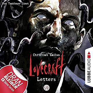 Lovecraft Letters 8 Titelbild