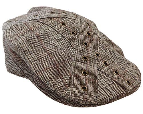 GLEN CHECK HUNTING CAP(グレンチェックハンチングキャップ)(並行輸入品)