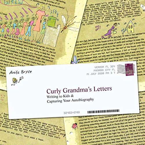 Curly Grandma's Letters audiobook cover art