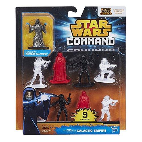 Star Wars Command Ensemble Empire Galactique