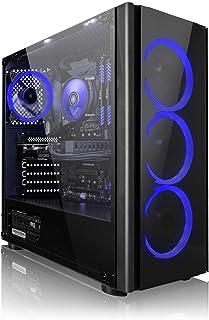 Megaport PC Gamer Nomad – AMD Ryzen 5 2600 6×3.40 GHz • GeForce GTX1050Ti..