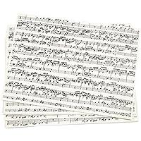 Papel concepto 219560Juego de papel de estraza con impresión, Natural