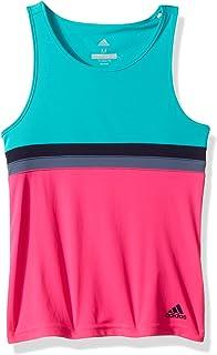 adidas Girls Youth Tennis Girls Club Tank