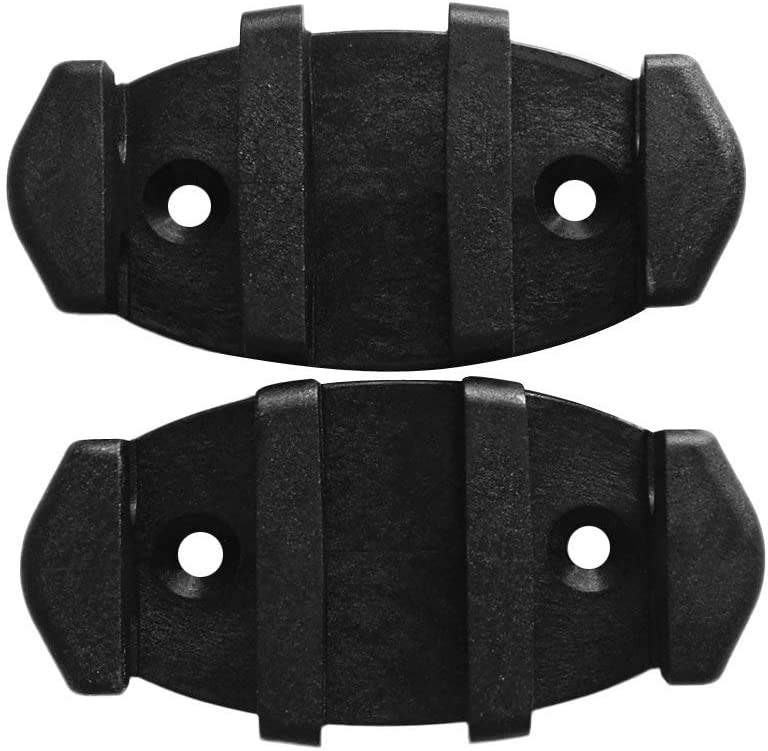 Safety and trust HUANSHENG 1 Pair Nylon Kayak Zigzag Cleat for Fort Worth Mall Suit Anchor