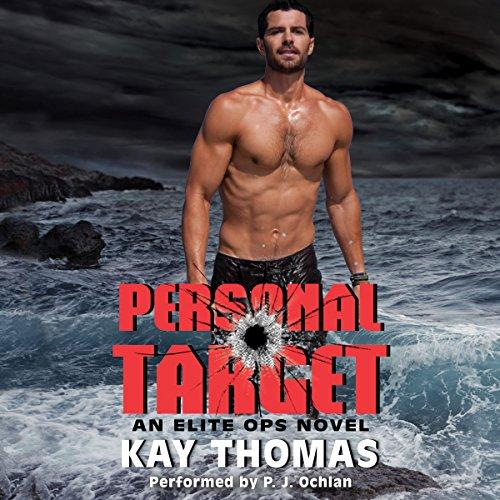 Personal Target audiobook cover art
