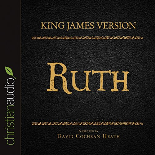 Holy Bible in Audio - King James Version: Ruth audiobook cover art