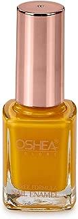 OSHEA Nail Enamel, 33 Yellow Millow, 10 ml
