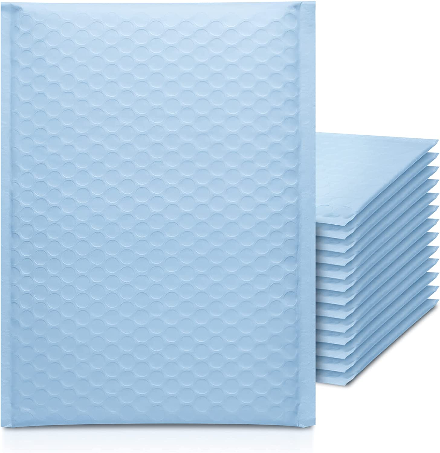 KeePack Washington Mall Selling rankings Poly Bubble Mailers 6x10 Inches 25 A5 Pack Size Paper P