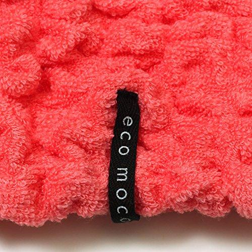 ecomoco(エコモコ)『モコモコタオルキャップ(MOCA-01-30)』