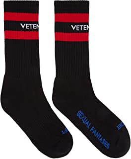 Black Color Sexual Fantasies One Size Unisex Fashion Socks