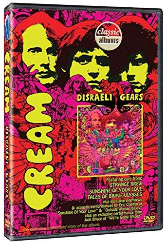 Cream - Disraeli gears classic albums