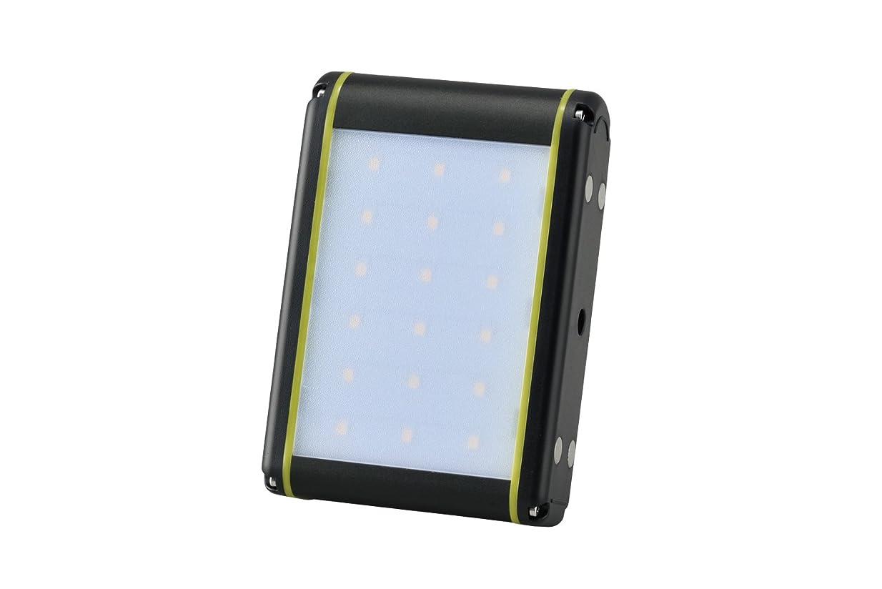 シャット是正するふけるイチネンタスコ(TASCO) 充電式コンパクト投光器 ポケット灯光器 TA649MP-2 M