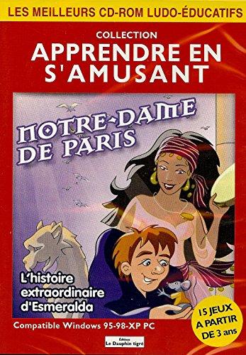 Apprendre en s'amusant Notre Dame de PARIS - CD ludo éducatif