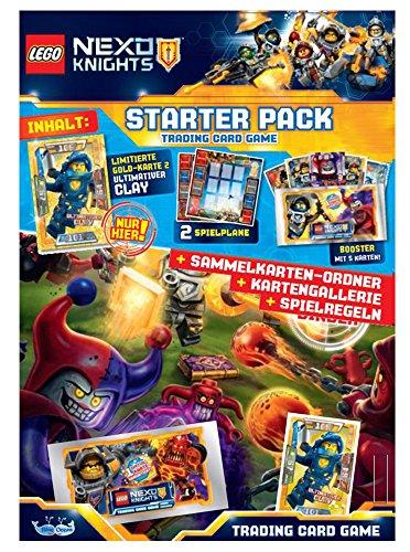 Lego 907997 - Sammelkarten Nexo Knights, Starterset