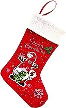 Ganghuo Kerst Kabouter Kous Mooie Geschenken Tas Xmas Boom Opknoping Ornament voor Thuis Hotel Bar Decoratie