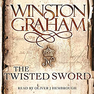 The Twisted Sword: A Novel of Cornwall 1815 cover art
