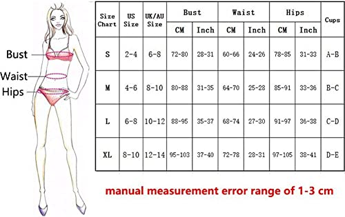 FENGMING A-Ligne Jupe Bikini avec Jupe-courte Jupe Maillot de Bain (Couleur   Or, Taille   XL)