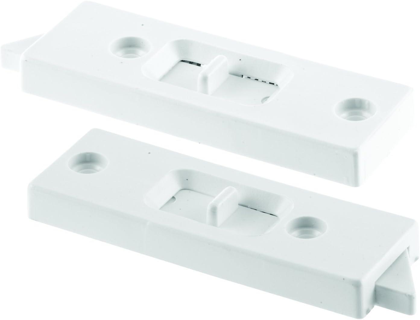 Prime-Line F 2598 Tilt Latch Construction Plastic Animer and price revision Pair Regular store S White