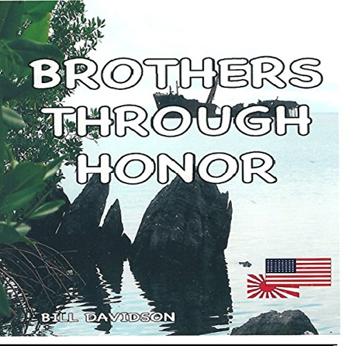 Brothers Through Honor audiobook cover art
