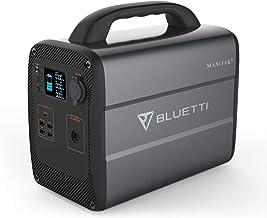 BLUETTI 1000WH ポータブル電源 扇風機/車載冷蔵庫/電気毛布などに対応可 防災 LEDライト付き PSE認証済 車中泊/キャンプ/災害用/停電/熱中症対策 USBもDCもACもType-Cも同時出力でき