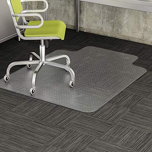 deflect-o DuraMat Chair Mat for Low Pile Carpeting