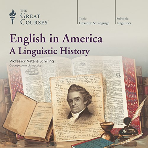 『English in America: A Linguistic History』のカバーアート