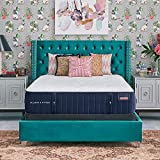Stearns and Foster Reserve, 15-Inch Luxury Plush Tight Top Mattress and 9-Inch Foundation, King, Hand Built in the USA