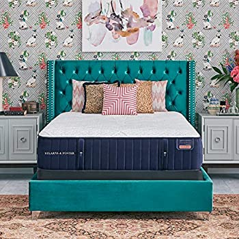 Stearns & Foster Reserve Collection Hepburn Luxury Firm Tight Top King Mattress Only