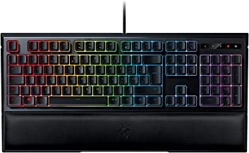 Razer RZ03-02041100-R3H1 Ornata Chroma Italian Layout Tastatur schwarz