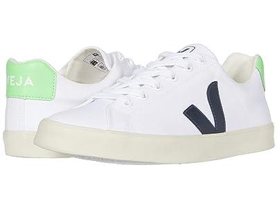 VEJA Esplar SE (White/Nautico/Absinthe) Shoes
