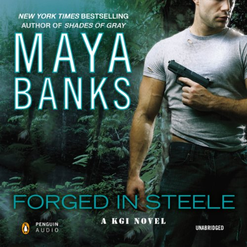Forged in Steele audiobook cover art