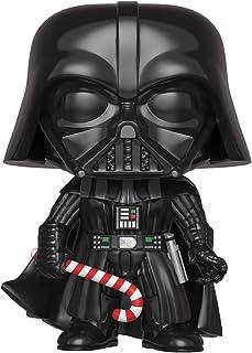 Figura de acción Funko POP de Disney Star Wars, edición de Navidad, Estándar