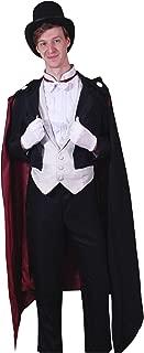 DAZCOS US Size Adult Tuxedo Mask Cosplay Costume