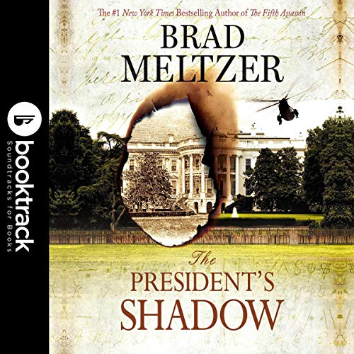 The President's Shadow (Booktrack Edition) audiobook cover art