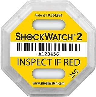 ShockWatch 2 - 25G, 10 Pack