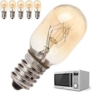 Four micro-ondes Global Lumière ampoule de lampe base design 250 V 2 A Remplacement Universel