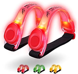 3AMGO Reflective Outdoor Running Light - High Visibility Outdoor Exercise Safety Light Running Jogging Walking Cycling Hik...