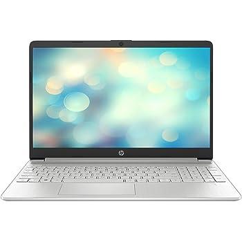"HP 15s-fq1157ns - Ordenador portátil de 15.6"" FullHD (Intel Core i5-1035G1, 16 GB RAM, 512 GB SSD, Intel UHD, sin sistema operativo) plata - Teclado QWERTY Español"