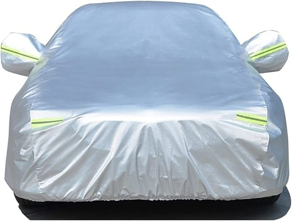 QSJY Car Cover Weather Waterproof with - safety Compatible Cheap bargain Covers