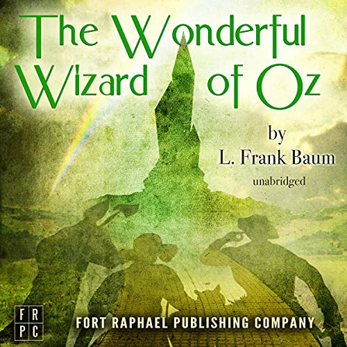 The Wonderful Wizard of Oz Audiobook By L. Frank Baum cover art