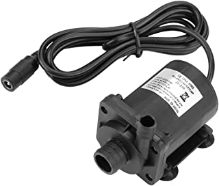DC Water Pump, Mini Brushless Pump for Solar Water Heater 24V -40℃ ~100℃