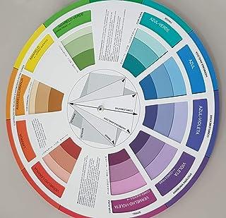 Color Whell Circulo Cromático, 3492 CW, Colorido, 23.5 cm