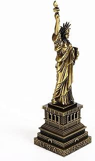 Statue of Liberty Handmade Artware Model decoration 6 inch-antique brass