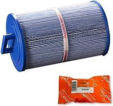 Pleatco Cartridge Filter PMA40L-F2M-M Master Spas Twilight (Antimicrobial) X268365 w/ 1x Filter Wash